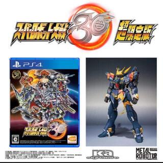 BANDAI NAMCO Entertainment - スーパーロボット大戦30 超限定版 METAL ROBOT魂 PS4