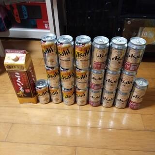 アサヒ(アサヒ)の【ビール20本+焼酎1.8L】生ジョッキ缶10本等 合計20本、いも焼酎1本(ビール)