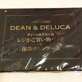 ディーンアンドデルーカ(DEAN & DELUCA)のDEAN&DELUCA 付録 買い物バッグ ボトルホルダー(エコバッグ)