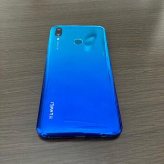 HUAWEI - HUAWEI nova lite 3 オーロラブルー 32 GB SIMフリー