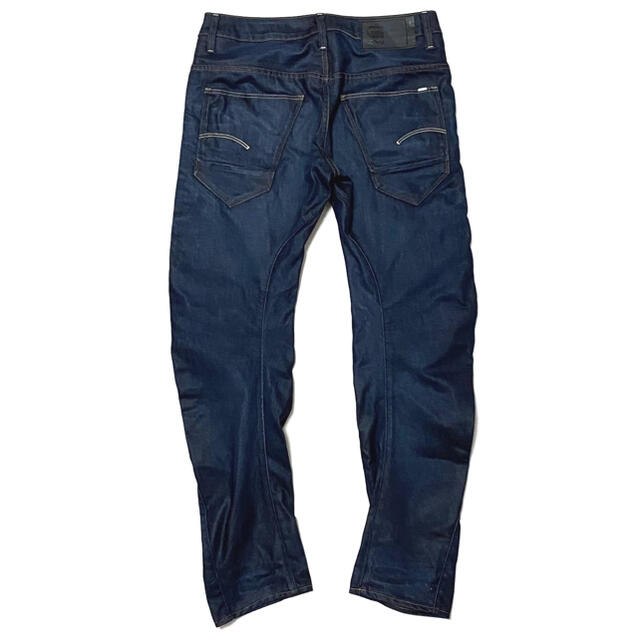 G-STAR RAW(ジースター)の濃紺 G-STAR RAW ジースターロゥ ARC 3D SLIM 立体裁断 メンズのパンツ(デニム/ジーンズ)の商品写真