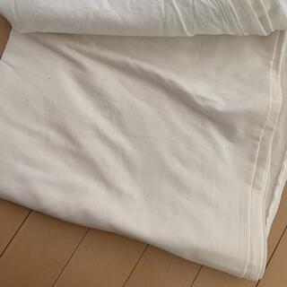 ニトリ(ニトリ)の敷布団カバー ダブル 2枚セット パレット(シーツ/カバー)