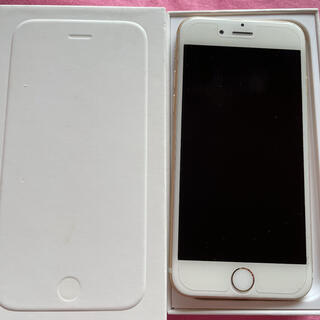 iPhone - iPhone 6 Gold 64 GB au