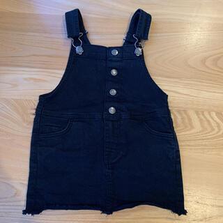 エイチアンドエム(H&M)のジャンパースカート サロペット(スカート)