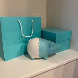 Tiffany & Co. - ティファニー 貯金箱 ピギーバンク 新品 未使用品