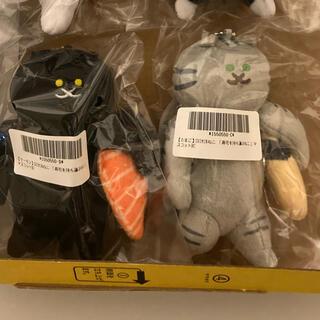寿司を運ぶねこ suiminねこ 猫 ぬいぐるみ マスコット