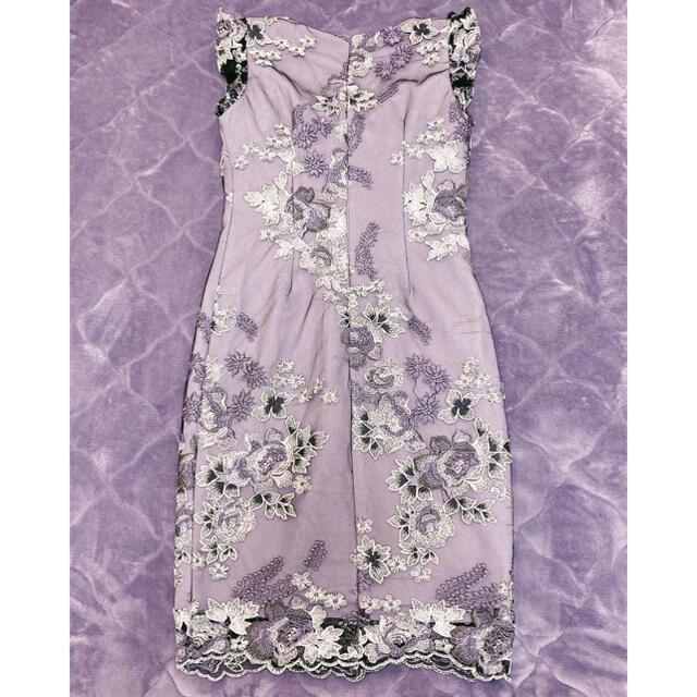 JEWELS(ジュエルズ)のJEWELS キャバ ドレス グレー ブラック レディースのフォーマル/ドレス(ナイトドレス)の商品写真