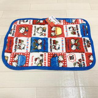 ハローキティ(ハローキティ)のハローキティ  枕パット  冬用  ボア枕パット  早い者勝ち(枕)