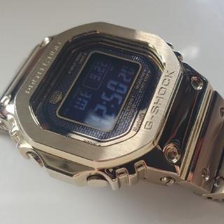 G-SHOCK - G-SHOCK GMW-B5000GD-9JF ゴールド金