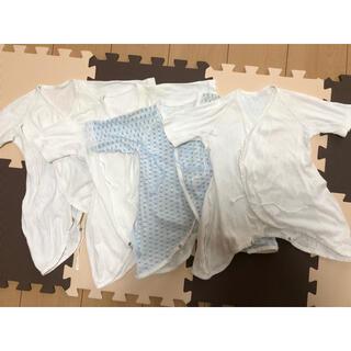 コンビミニ(Combi mini)の東京エンゼル コンビ肌着 4枚 新生児 赤ちゃん (肌着/下着)