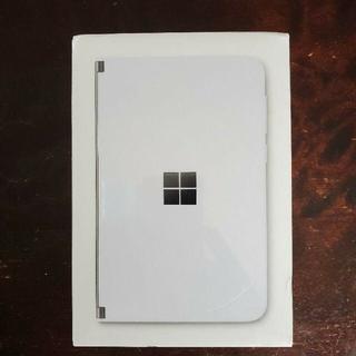 Microsoft - 新品未開封 マイクロソフト Microsoft Surface Duo