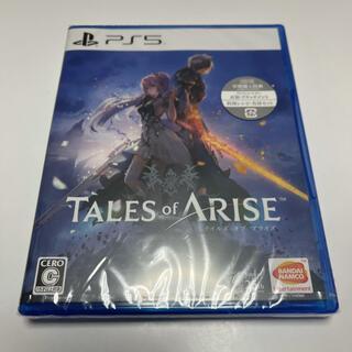 PlayStation - Tales of Arise テイルズオブアライズ 早期購入特典付き