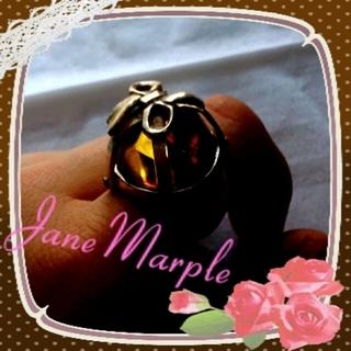 ジェーンマープル(JaneMarple)の2月末削除・Janeリング♪(リング(指輪))