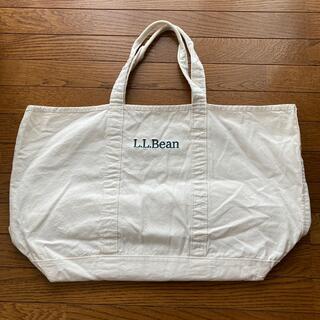 エルエルビーン(L.L.Bean)のLLビーン グローサリートートバッグ アイボリー(トートバッグ)