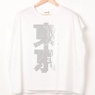 ズッカ(ZUCCa)のZUCCa Tokyo Neon Tシャツ 白(Tシャツ/カットソー(半袖/袖なし))