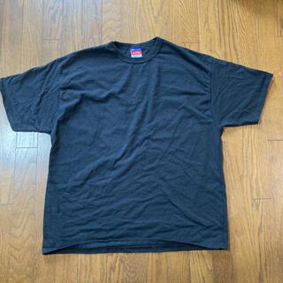 Champion - 【美品】Champion チャンピオン メンズ Tシャツ XL 黒
