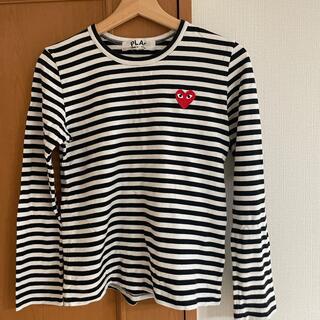 コムデギャルソン(COMME des GARCONS)のギャルソン PLAY Mサイズ(Tシャツ(長袖/七分))