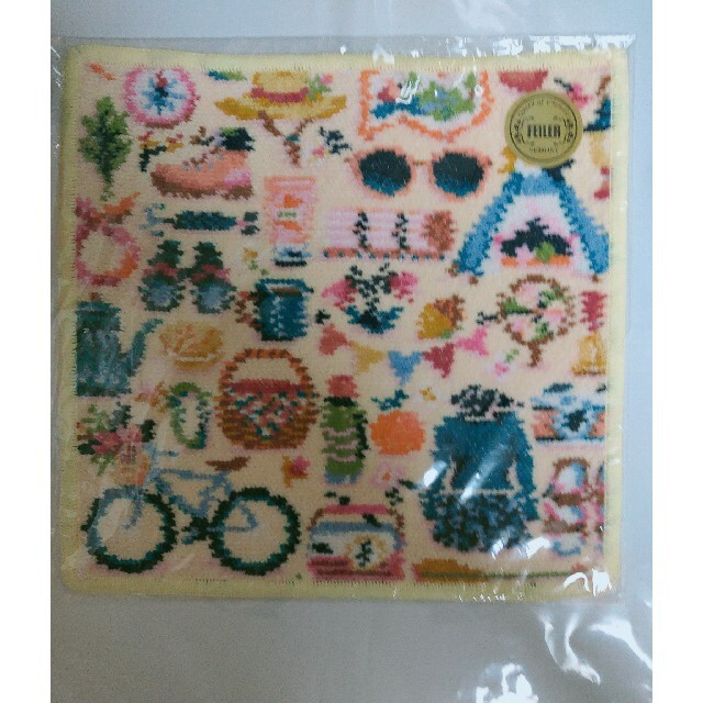 FEILER(フェイラー)のラブラリーフェイラー  タオルハンカチ レディースのファッション小物(ハンカチ)の商品写真