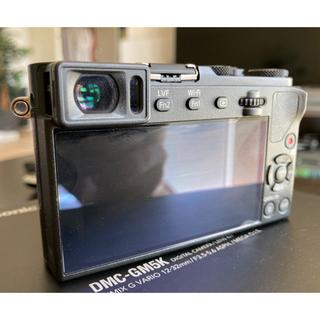 Panasonic - Panasonic LUMIX DMC-GM5K 2022年1月/さくらや保証付
