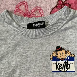 エクストララージ(XLARGE)のXLARGE 半袖 Tシャツ 110(Tシャツ/カットソー)