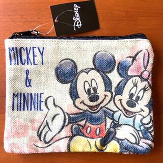 Disney - ミッキーマウス ミニーマウス ポーチ