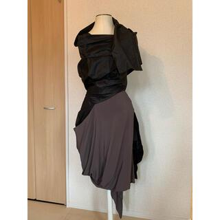 ヴィヴィアンウエストウッド(Vivienne Westwood)の新品定価22万 ヴィヴィアンウエストウッド ドレス(ひざ丈ワンピース)