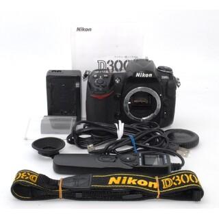Nikon - DXフォーマットの最上位機種♪Nikon D300s ボディ♪