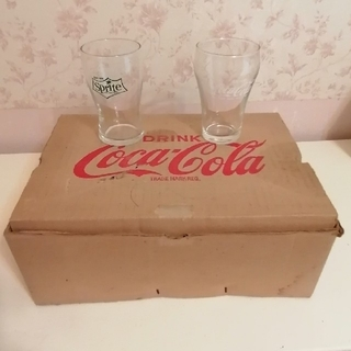 コカコーラ(コカ・コーラ)のコカ・コーラ等 グラス12セット(グラス/カップ)