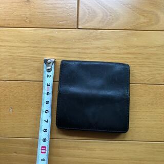 ムジルシリョウヒン(MUJI (無印良品))の無印良品 コインケース メンズ 牛革(コインケース/小銭入れ)