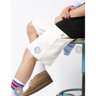 フリークスストア(FREAK'S STORE)の新品未使用Park Deli× Battenwear コラボ ショートパンツ(ショートパンツ)