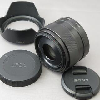 SONY - ソニー E35mmF1.8OSS