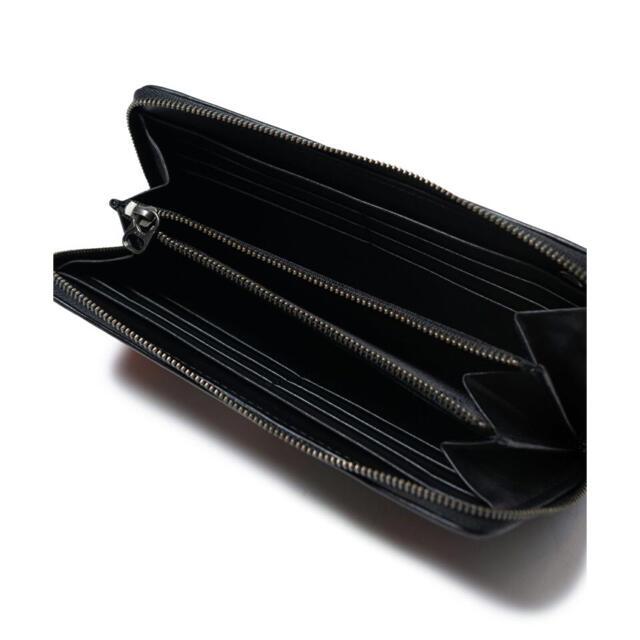 glamb(グラム)の新品 glamb グラム Gaudy zip wallet メンズのファッション小物(長財布)の商品写真