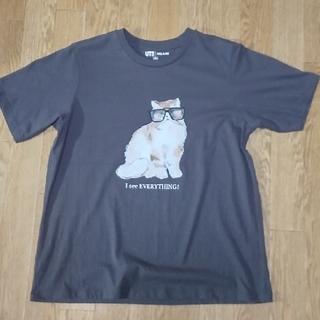 UNIQLO - PAUL & JOE ×ユニクロ Tシャツ (半袖・XL)