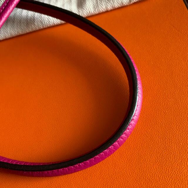 Hermes(エルメス)のエルメス hermes ガーデンパーティ tpm ローズパープル レディースのバッグ(トートバッグ)の商品写真
