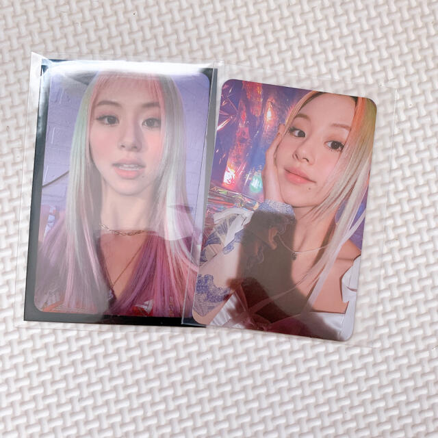 Waste(twice)(ウェストトゥワイス)のTWICEチェヨントレカセット エンタメ/ホビーのCD(K-POP/アジア)の商品写真
