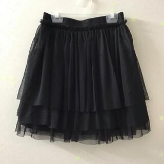 ランバン(LANVIN)のランバン LANVIN レディース スカート 黒 36 S(その他)