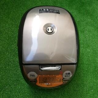 タイガー(TIGER)のタイガー 炊飯器 土鍋IH JKM-G550 0.54L ブラウン(炊飯器)