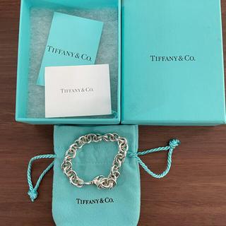 Tiffany & Co. - Tiffany ティファニー ラウンド リンク ブレスレット