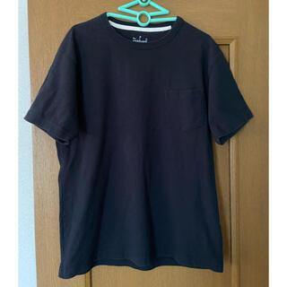 ムジルシリョウヒン(MUJI (無印良品))の無印良品 太番手ポケット付きTシャツ(Tシャツ/カットソー(半袖/袖なし))