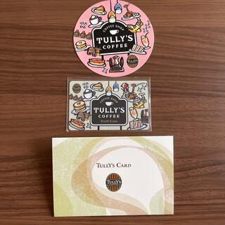タリーズコーヒー(TULLY'S COFFEE)の【中部3県エリア限定デザイン】タリーズカード(ノベルティグッズ)