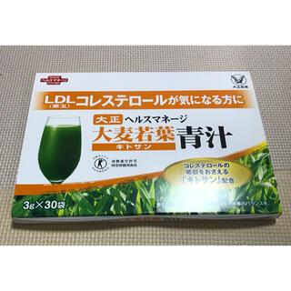 タイショウセイヤク(大正製薬)の大正製薬 ヘルスマネージ 大麦若葉青汁 キトサン 30袋(青汁/ケール加工食品)