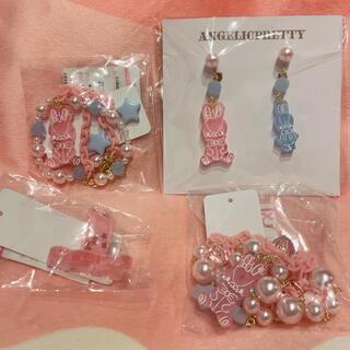 アンジェリックプリティー(Angelic Pretty)のAngelic pretty Jelly Candy Toys 4点セット(その他)