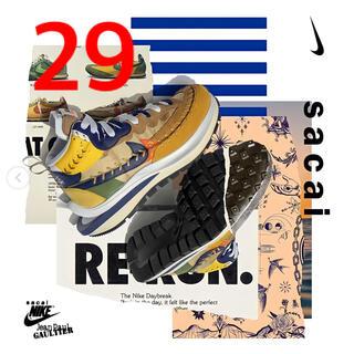 NIKE - Nike sacai Jean Paul Gaultier 29cm