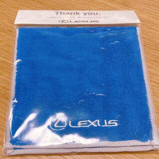 レクサス LEXUS 非売品 ミニタオル ハンドタオル ハンカチ