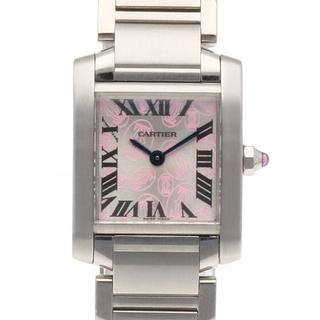 カルティエ(Cartier)の【中古】カルティエ CARTIER 腕時計 2006年 クリスマス限定 ロゴ ス(腕時計)