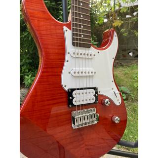 ヤマハ(ヤマハ)のYAMAHA パシフィカ212vfm(エレキギター)