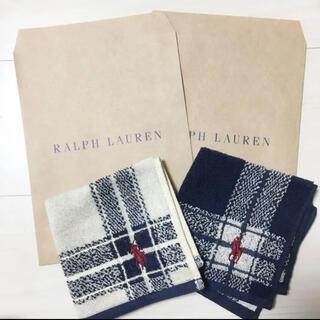 Ralph Lauren - 新品 ラルフローレン ハンカチ