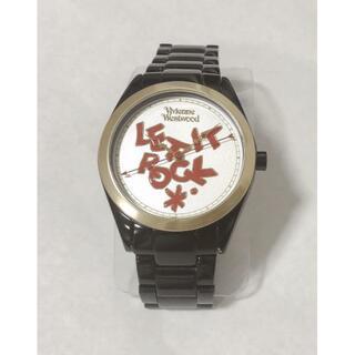 ヴィヴィアンウエストウッド(Vivienne Westwood)の☆仕上済☆ ヴィヴィアンウエストウッド 腕時計 クォーツ VV072GDBK (腕時計(アナログ))