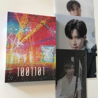 シャイニー(SHINee)のSHINee テミン TAEMIN T1001101 FC盤 Blu-ray(アイドル)
