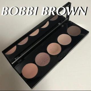 ボビイブラウン(BOBBI BROWN)のボビイブラウン  ブラッシュヌードアイシャドウパレット(アイシャドウ)